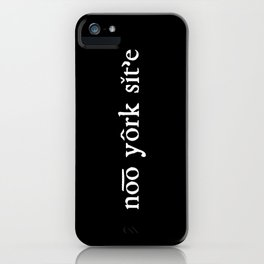 !NYC iPhone Case