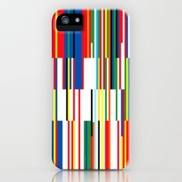 National Colors iPhone Case