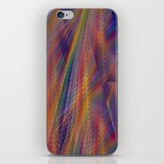 Happy La La La iPhone & iPod Skin