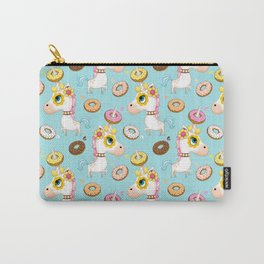 SAILOR PINK Unicorn Dream Carry-All Pouch