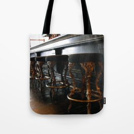 The Lonely Bartender Tote Bag