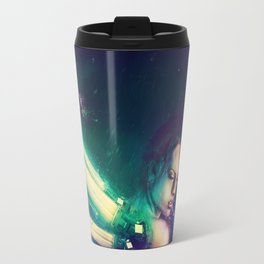 The Humming Dragonfly Travel Mug