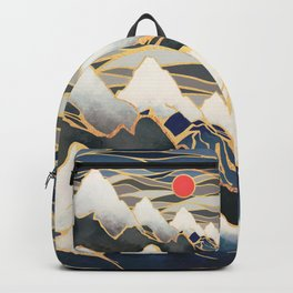 Ice Mountains Backpack
