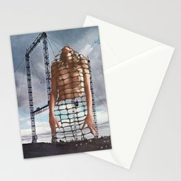 Gridlock Stationery Cards