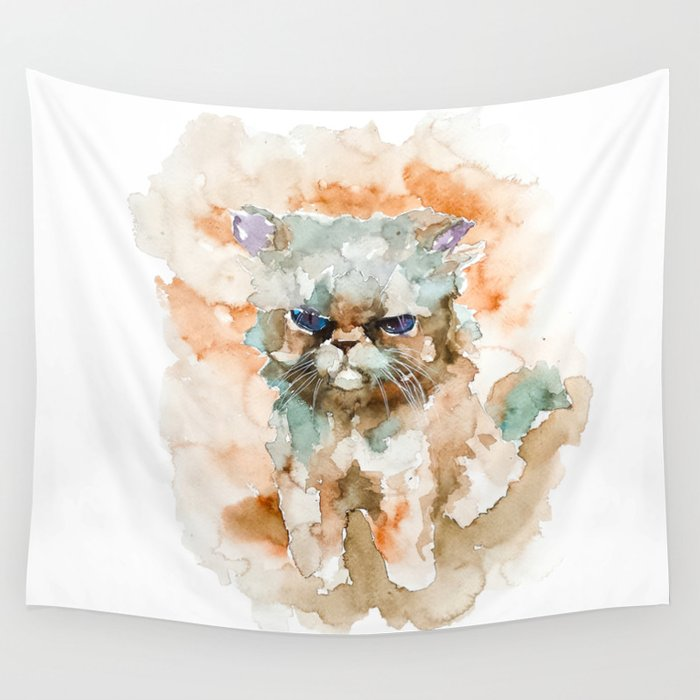 CAT#11 Wall Tapestry