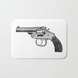 Revolver 4 Bath Mat