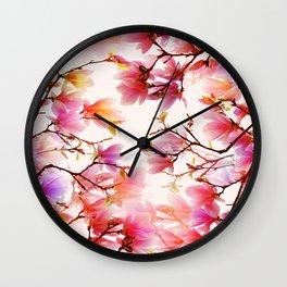 Spring 331 Wall Clock