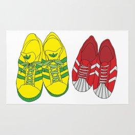 Shoe Love Rug