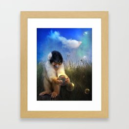 Curio Framed Art Print