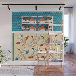 Émile Prisse d'Avennes - Ceiling Ornamentation Wall Mural