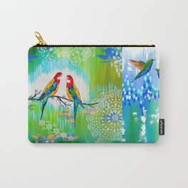 Green designs Carry-All Pouch