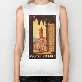 Old Ascoli Piceno Biker Tank