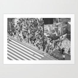 collective Art Print