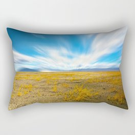 Dusting Off The Sky Rectangular Pillow