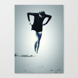Woman Emerging Canvas Print