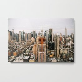 My Empire - NYC Metal Print