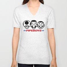 Pipe Boys Unisex V-Neck