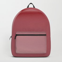 Soft Blush Pink Two Toned Abstract Backpack