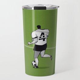 Franz Beckenbauer Travel Mug