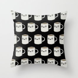 Coffee 4 Dayz Throw Pillow