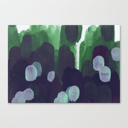 greendom Canvas Print