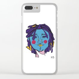 As They Are Clear iPhone Case