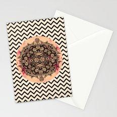 C.W. xxi Stationery Cards