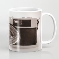 heroes of olympus Mugs featuring Olympus Trip by LauraWilliams95