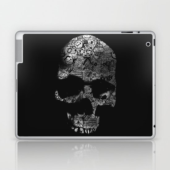 Endless Doodle Laptop & iPad Skin