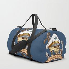 Captain of the Ship Duffle Bag