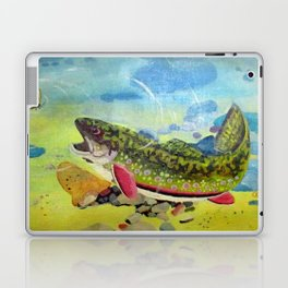 Hungry Trout Laptop & iPad Skin