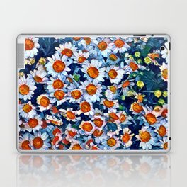 chrydsanthemum Laptop & iPad Skin