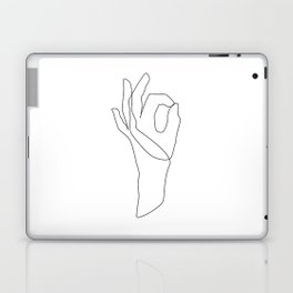 Ok Laptop & iPad Skin