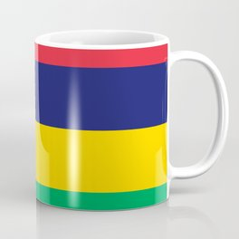 Flag of Mauritius Coffee Mug