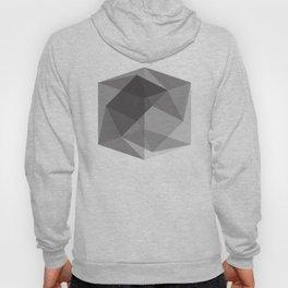 Tesseract b/w Hoody
