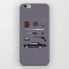 Supernatural v2 iPhone Skin