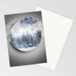 Portal Nieve Stationery Cards