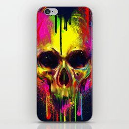 Skull Candy iPhone Skin