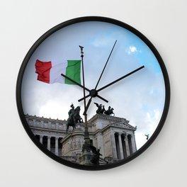 Rome, IT Wall Clock
