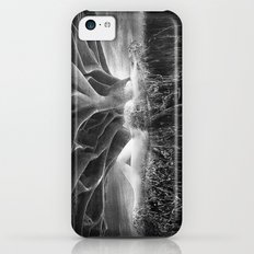 Black and White - No escape iPhone 5c Slim Case