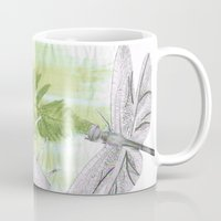 bugs Mugs featuring Bugs by Marlidesigns