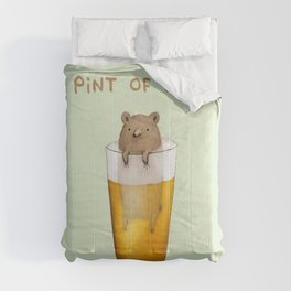 Pint of Bear Comforters
