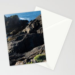 Cliffs over the sea with seagulls	 Stationery Cards
