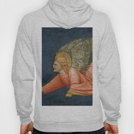 Two Angels - North Italian Painter (first quarter 14th century) 2 Hoody