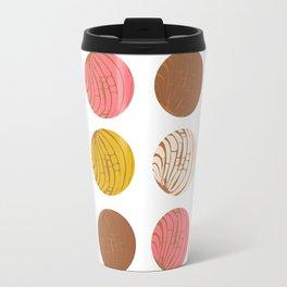 Conchas Travel Mug