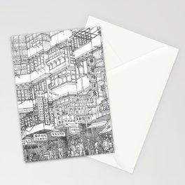 Hong Kong. Kowloon Walled City Stationery Cards