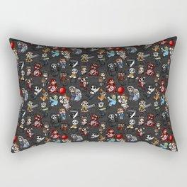 Horror Icon Awww-bominations Rectangular Pillow