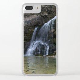 Slap Virje Clear iPhone Case