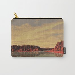 Prince Albert National Park Carry-All Pouch