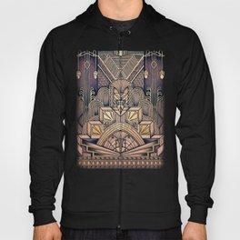 Art Deco Design Hoody